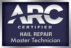 ARC Certified Hail Repair